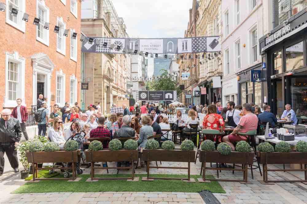 King Street Festival, Manchester